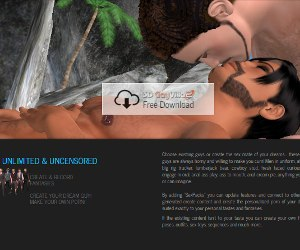 Download gay game and 3D GayVilla free