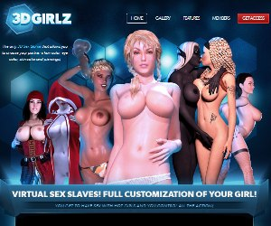 3D Girlz adult anime game with animated porn
