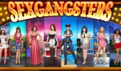 Play sex gangsters with many sexy girls